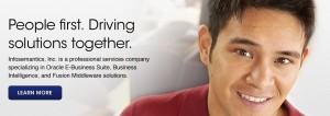 People First. Driving Solutions Together
